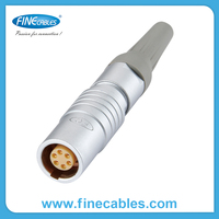 Custom high quality push pull electrical binding post terminal connector