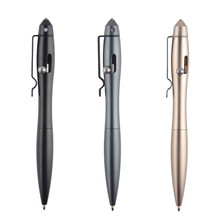 Tungsten Steel Head Tactical Pen Emergency Glass Breaker Self-defense Pen Outdoor Multi Tools Hiking Breaker EDC Tactical Pens
