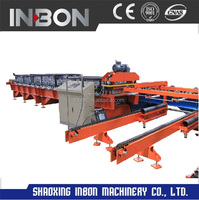 Full Automatic Zinc Roofing Sheet Glazed Tile Making Machine