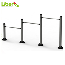 Liben Factory Price Adults Used Steel Park Outdoor Exercise Equipment Bounce and press