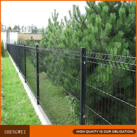square shape post wire mesh fence,high security welded wire mesh fencing,fence wire grate wire mesh