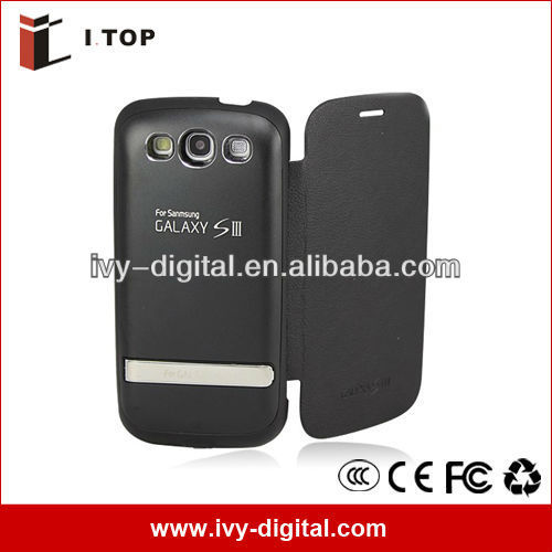 3200mAh For Samsung Galaxy S3/SIII i9300 Battery Case Cover, SE007-1B