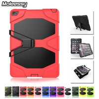 Newest designs shockproof universal rugged heavy duty tablet silicon case for iPad air 2