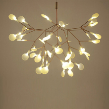 Interior modern decorative lighting LED chandelier for dinning room