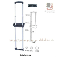 Luggage Telescopic Trolley Handle Parts