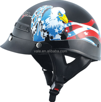 high quality motorcycle half face helmet