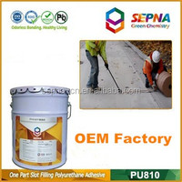 Premium Grade Elastomeric Construction Adhesive airport runway Self-leveling polyurethane joints sealant