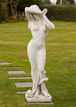 Man And Women Indian Nude Sculpture For Garden