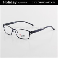 2014 most popular new fashion eyewear frame, model optical frame,metal stainless spectacle frames