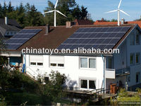 6000W Solar and wind system for home
