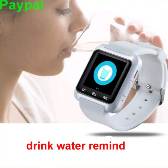 hot selling cheap OEM 1.44' TFT touch screen bluetooth U80 bluetooth smart watch phone