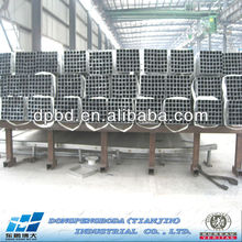 2013 the best selling products made in China DPBD Q235 100*100 mm Pre-galvanized Square Steel Pipe