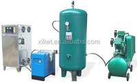 ozone generator for pool | CNP mixing pump and ozone reactor tank | integrated ozone
