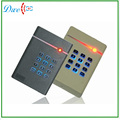 EM-ID LED keypad waterproof password card reader of access control system