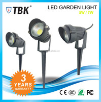 garden IP65 decorative landscape spot light outdoor led garden light