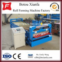 Color Steel Metal Sheet Roofing Molding Machine