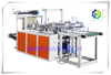 High speed trash bag making machine