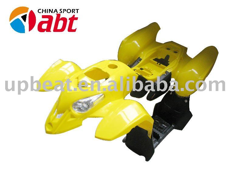 ABT ATV PARTS:ATV PLASTIC COVER(ATV110-4)