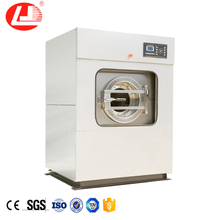 Electric heating used industrial washing machine for laundry use (15kg-100kg)