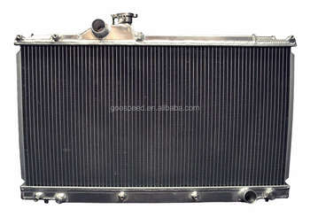 36mm 2 rows Auto Racing Radiator For LEXUS IS300
