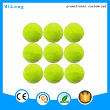 Hot Selling High Quality 2016 wholesale mini tennis balls