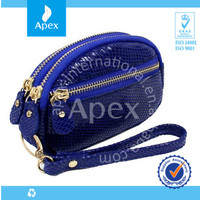 Custom Printing Wholesale Leather Coin Purse