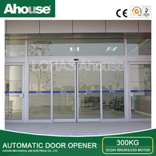 Automatic Sliding Patio Door Operating System Handicap Access Pet Door