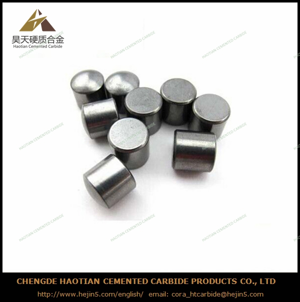 Tungsten Carbide Flat Button Drilling for Groundwater
