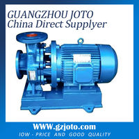 ISW high capacity horizontal centrifugal water pump for high-rise building supply water