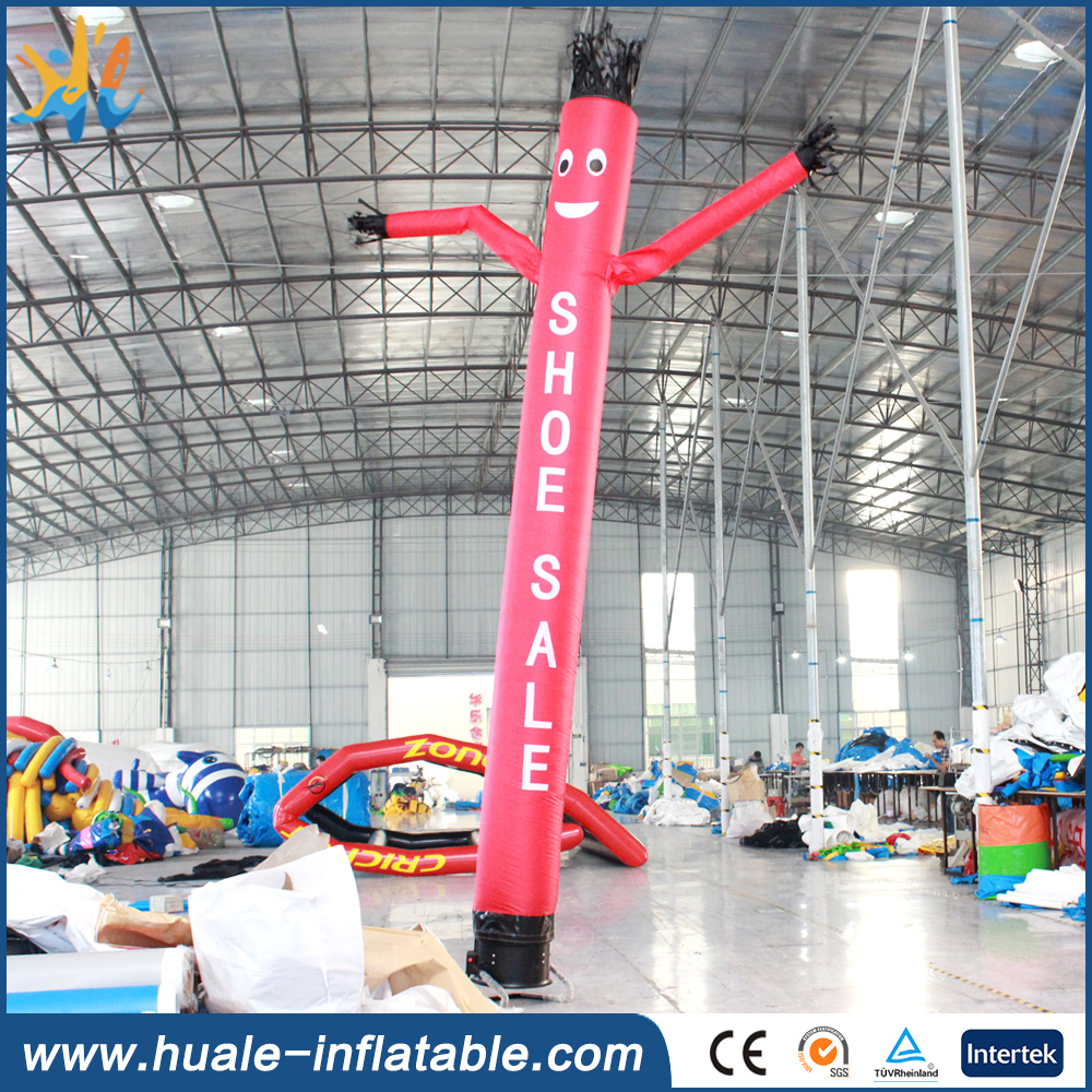 Mini Inflatable sky dancer,inflatable air dancers for sale