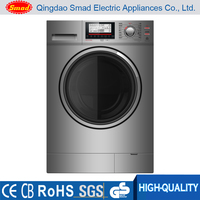 7kg front loading washing machine with LCD display 1200rpm