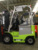 1.5 ton electric forklift with carton clamp