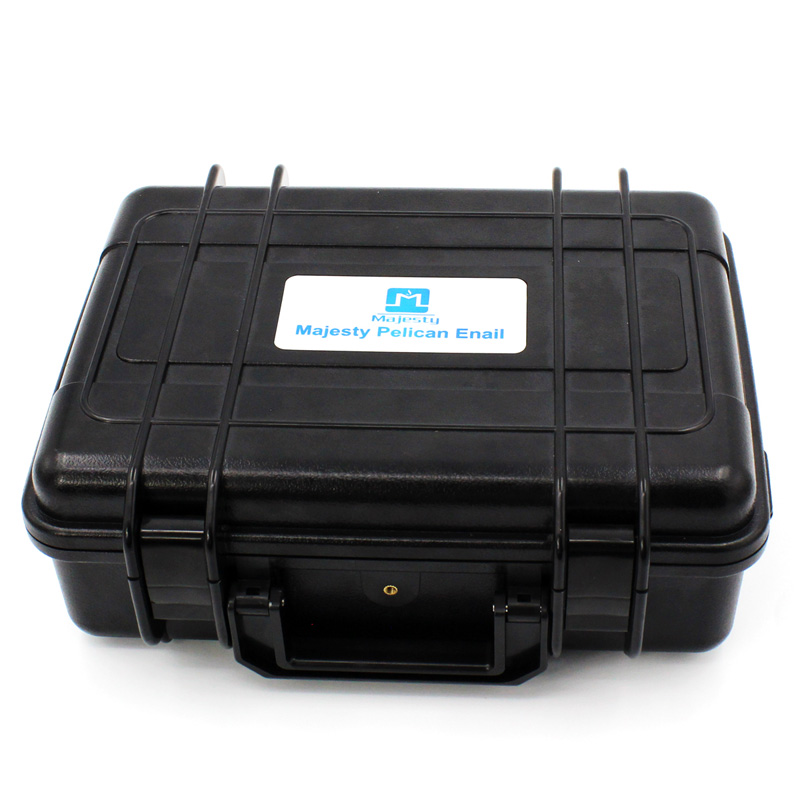 Water Pipes burning electronic device high quality pelican case e nail