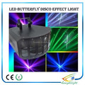 New priduct color changing butterfly lights digital butterfly display light