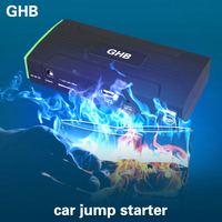 GHB 12V Powerful Mini Auto Car Jump Starter Lipo Car Battery for Wholesale