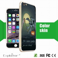 Top Quality 4.5 Inch Nano Material Cell Phone Skin