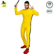 party costumes Bruce Kufu body suit for cosplay halloween costume men