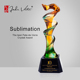 High Grade Custom Liuli Crystal Trophy Awards