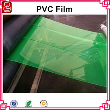 Packing material PVC transparent soft film/PVC plastic film sheet