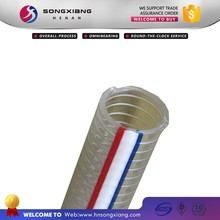 Soft pvc plastic spiral tube 16mm