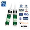 Good quality adhesive sealant window glass silicone sealant