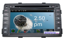 Android Car MP3 Player with GPS Navigation for Sorento Car DVD Player