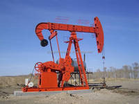 API C series standard beam pump jack used in oil land