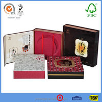 Eco-friendly Wedding Invitation Card Box With Professional Supplier