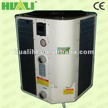 Shenzhen Air Source Heat Pump Pool Heater For Swimming Pool Thermostat View Air Source Heat