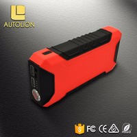 12000mAh Diesel and gasoline 12v powerpack jump start booster 400a
