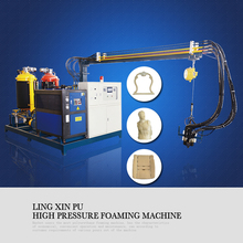 High Pressure Polyurethane Foam Filling Machine For Cake Model