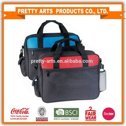 China Made Waterproof Custom Business Men Handbag Laptop Bag