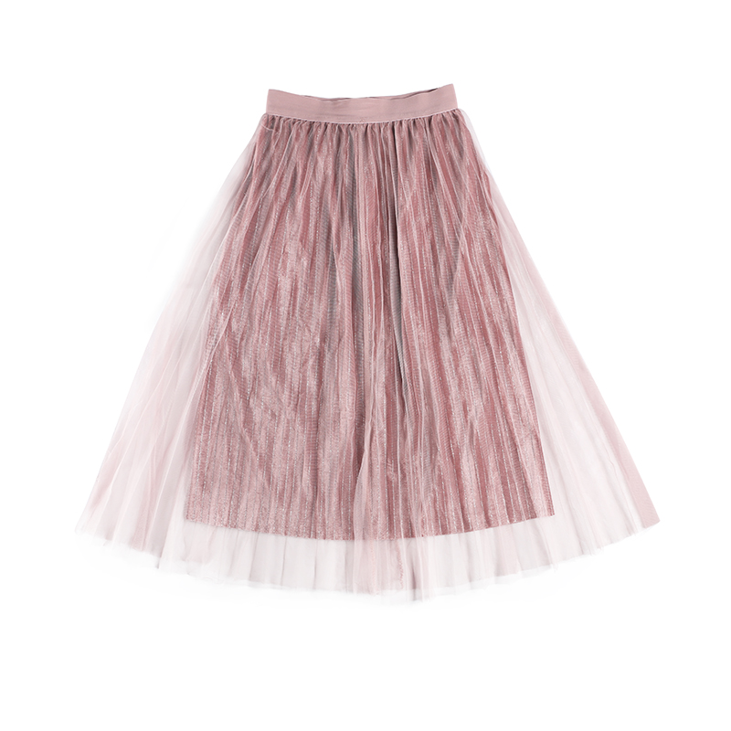 Boutique clothing Elegant skirt fashion Summer Embroidery girls skirt