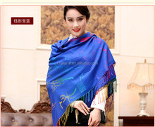GZY 2015 High quality fashion design shawl for evening dress